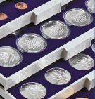 Coin boxes Marine