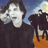 Die Rolling Stones.